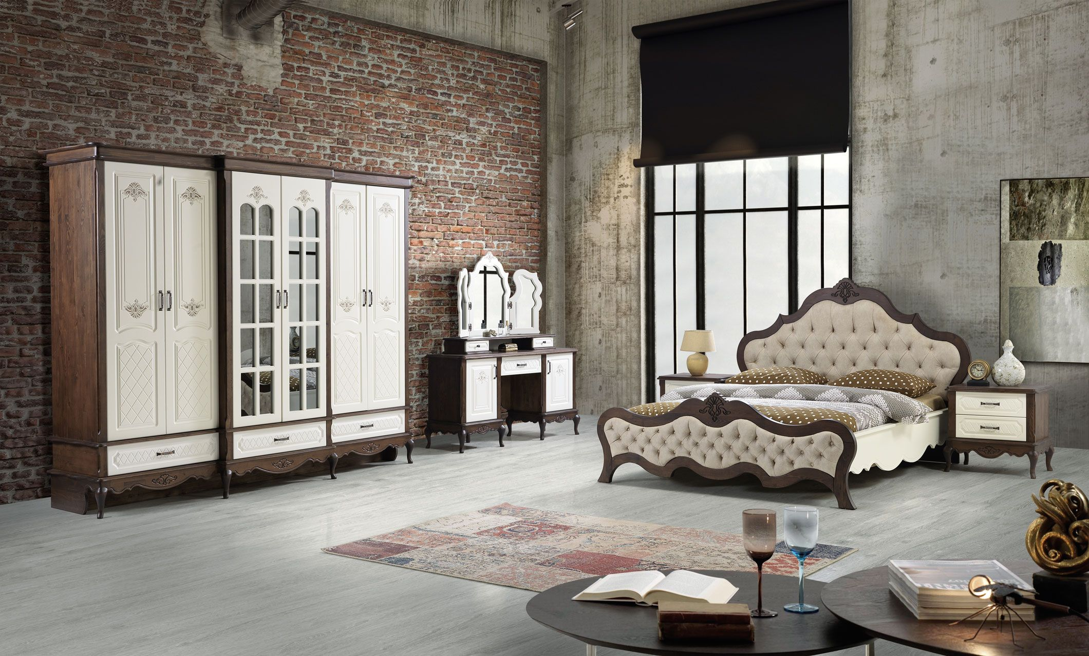 Tutku Country Yatak Odasi 8 750 00 Tl Inegol Mobilya Modelleri Yatak Odasi Mobilya Fikirleri Yatak Odasi Tasarimlari