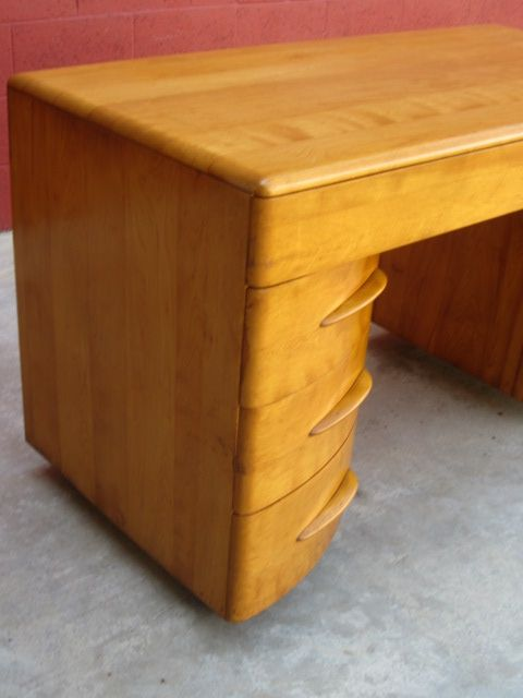 Heywood Wakefield Desk Post Modern Heywood Wakefield Furniture