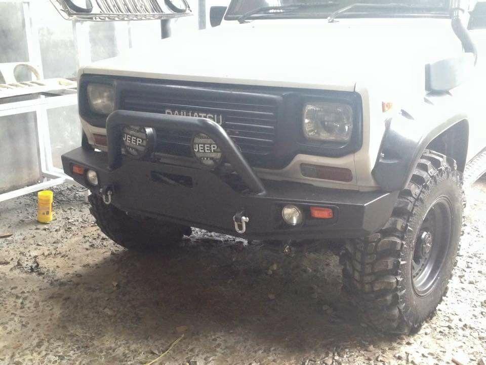 Custom Bumper Arb Daihatsu Taft Hiline Rocky Dengan Gambar
