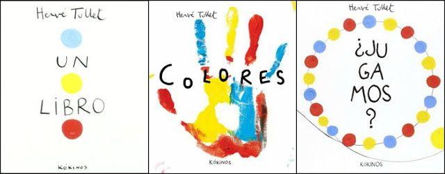 Jugamos con los cuentos de Hervé Tullet