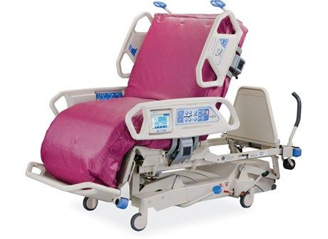 Icu Bed Totalcare Spo2rt Hospital Bed Medical Technology Bed Sores