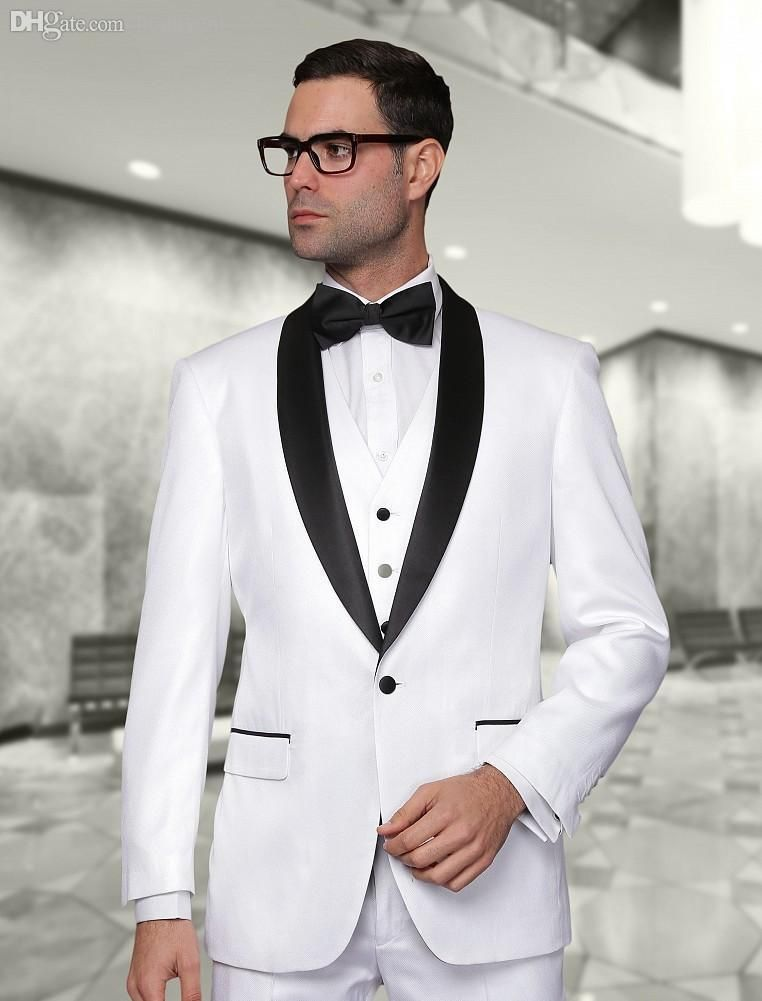 Finding best online wholesale-2016 new arrival white tuxedos men ...