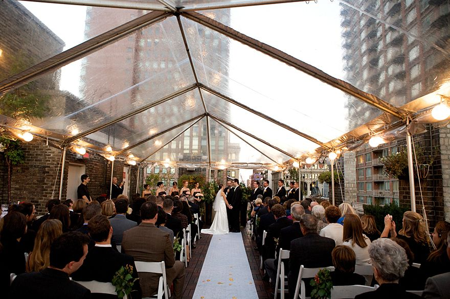 Midtown Loft and Terrace- In case of rain Wedding Venue with a ...