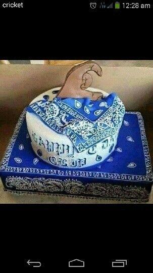 Pin by BluJai Davis on On CRIP in 2019 | 25th birthday cakes