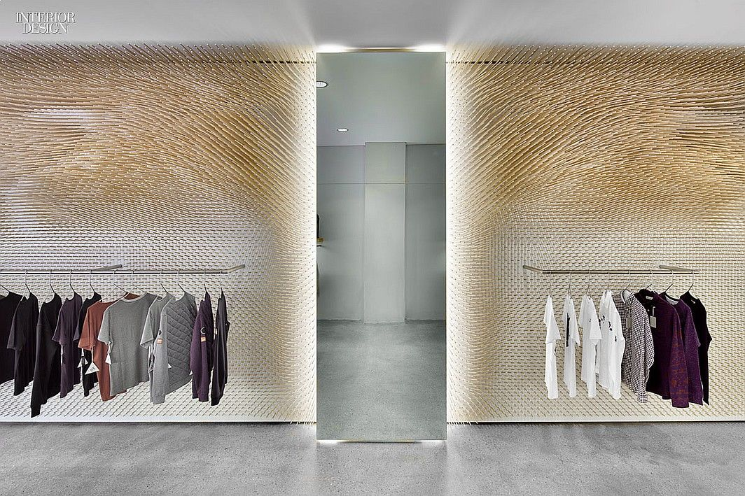 The Street Comes Inside Mrqt Luxury Boutique by ROK Boutique