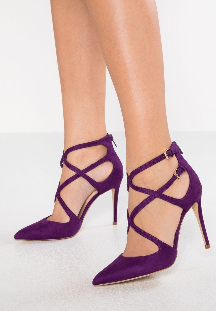 YSYNA  Zapatos altos  morado  Order ALDO YSYNA  Zapatos altos   Hairstyle