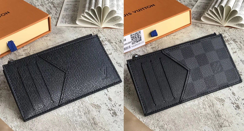 e1e3f6777a Louis Vuitton Coin Card Holder | Luxury Wallets | Coin card, Card ...