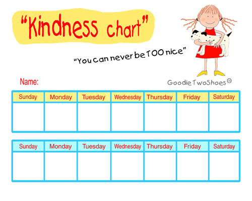 Free Printable Homework Charts For Kids    At Ziggityzoom There