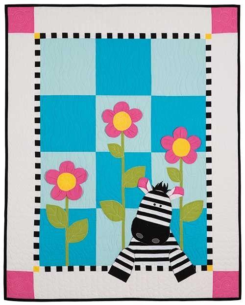 Zoe Zebra Quilt Kit Keepsake Quilting Zebra Quilt Patterns Crib Quilt Quilt Kit