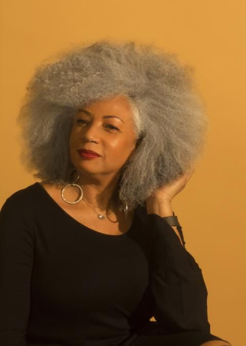 Grey Hair African American Woman: 5 Black Women And Men Share Their Unapologetic Natural