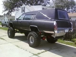 Lifted Muscle Car Ten Vehicles That Should Not Have Lift Kits