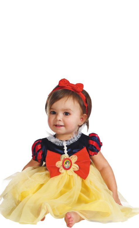 Baby Classic Snow White Costume Party City Holiday Ideas