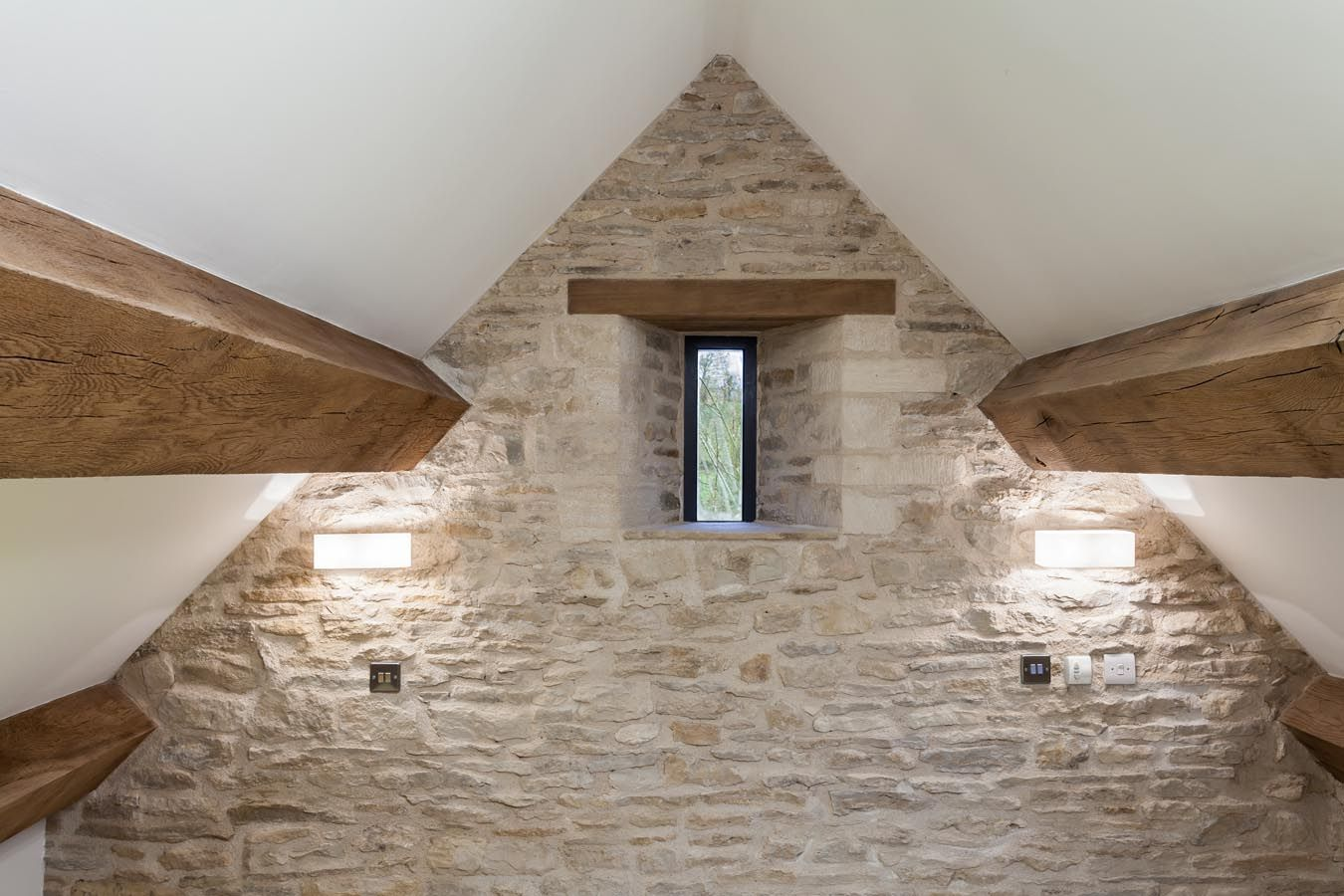 Barn Conversion Filled With Light