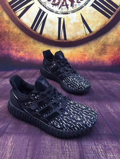 yeezy ultra boost 350 black adidas 2016 shoes