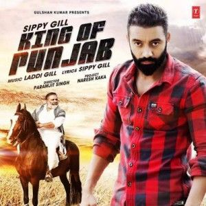 Listen and Download King Of Punjab by Sippy Gill mp3 Song in high