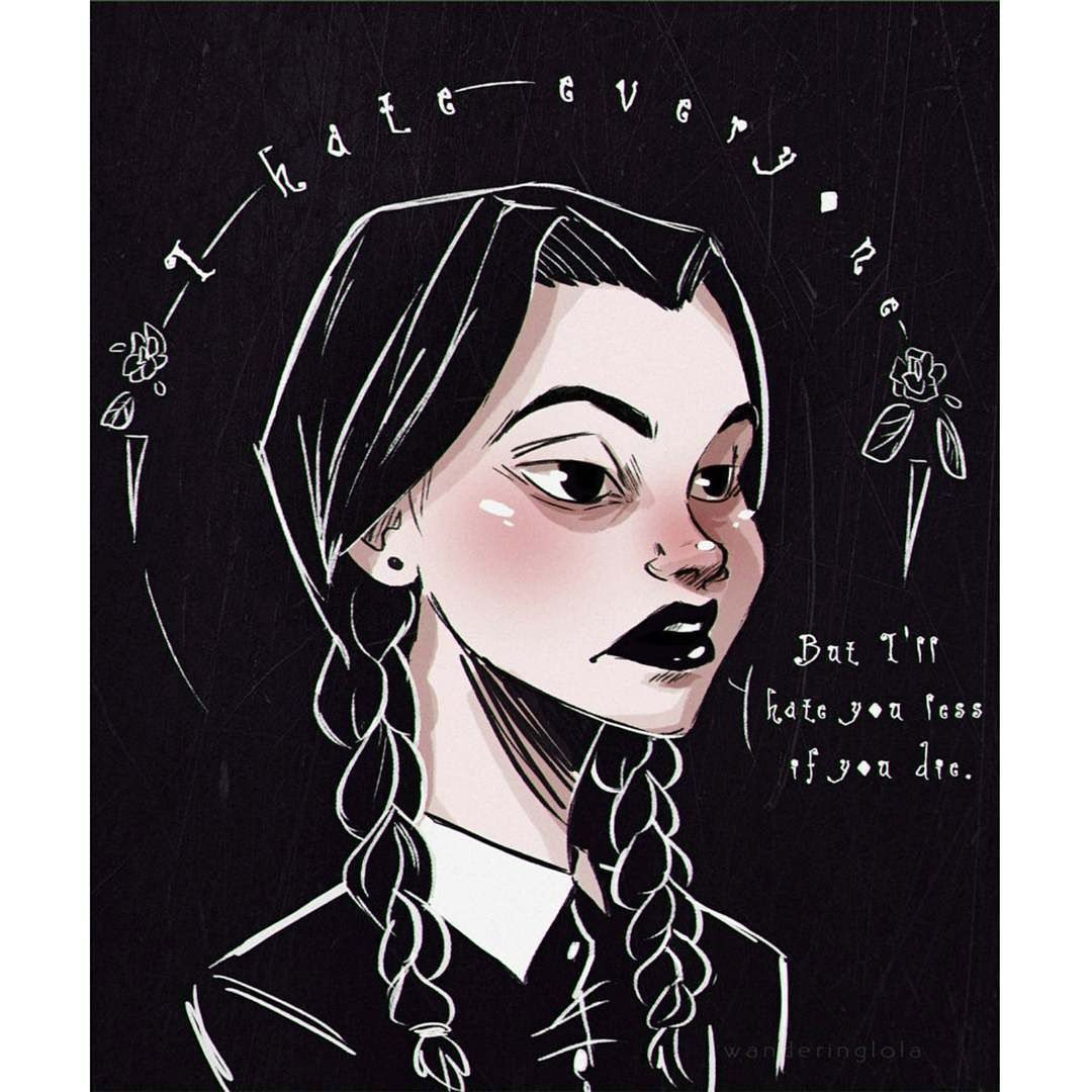 32+ Printable addams family coloring pages info