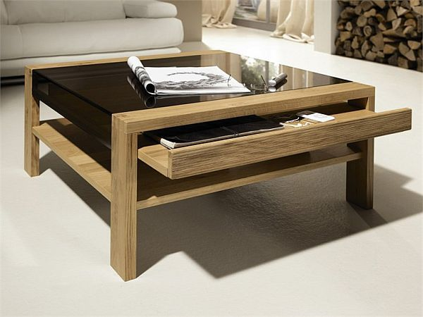 living room table design. The CT 120 coffee table by H lsta  Living rooms and Room