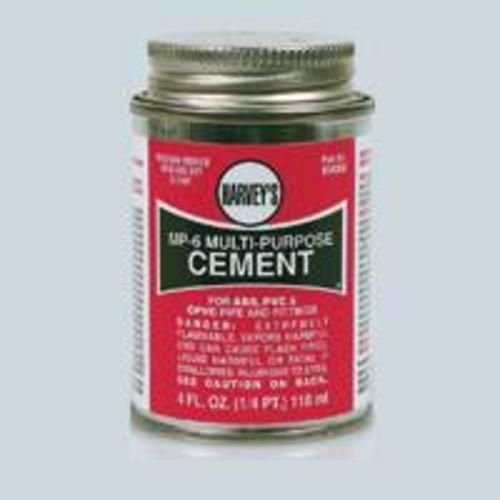 Mp-6 018000-24 All-Purpose Cement 4 Oz., Clear