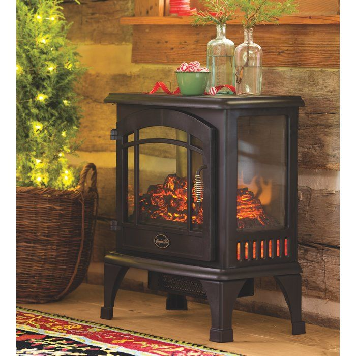 Electric Stove Fake Fireplace Heater Stove Heater