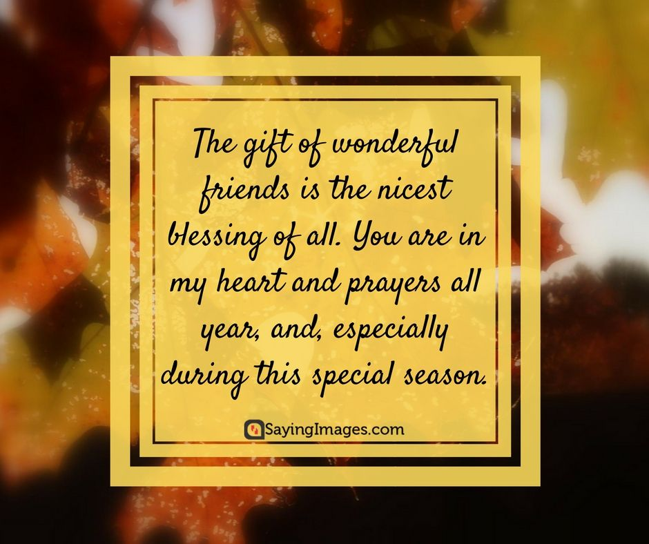 45 Best Thanksgiving Wishes and Greetings For Family and