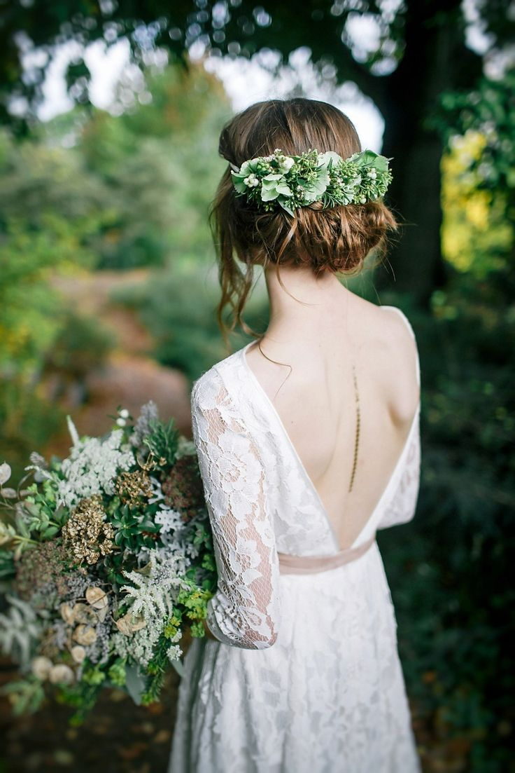 Beautiful us inspiration for the modern bohemian bride green