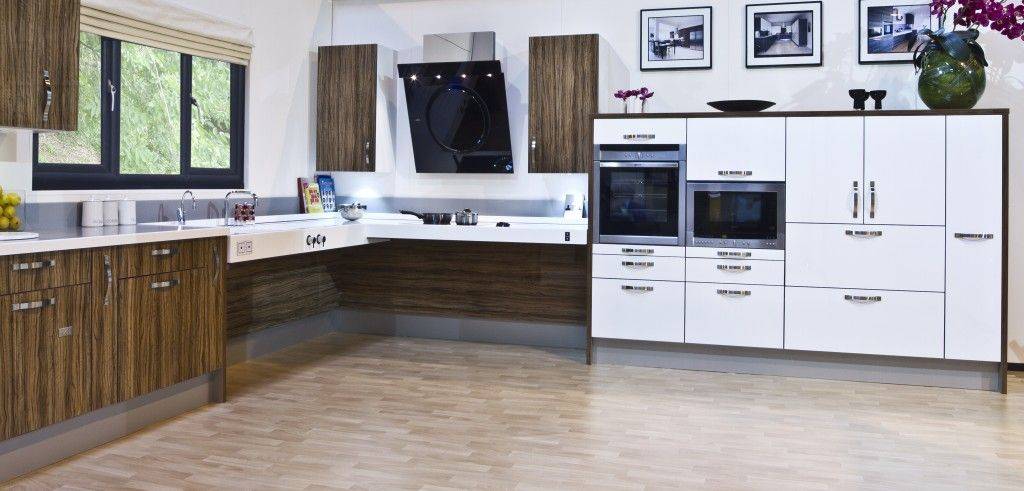 Nice And Wide Open Wheelchair Accessible Kitchens In