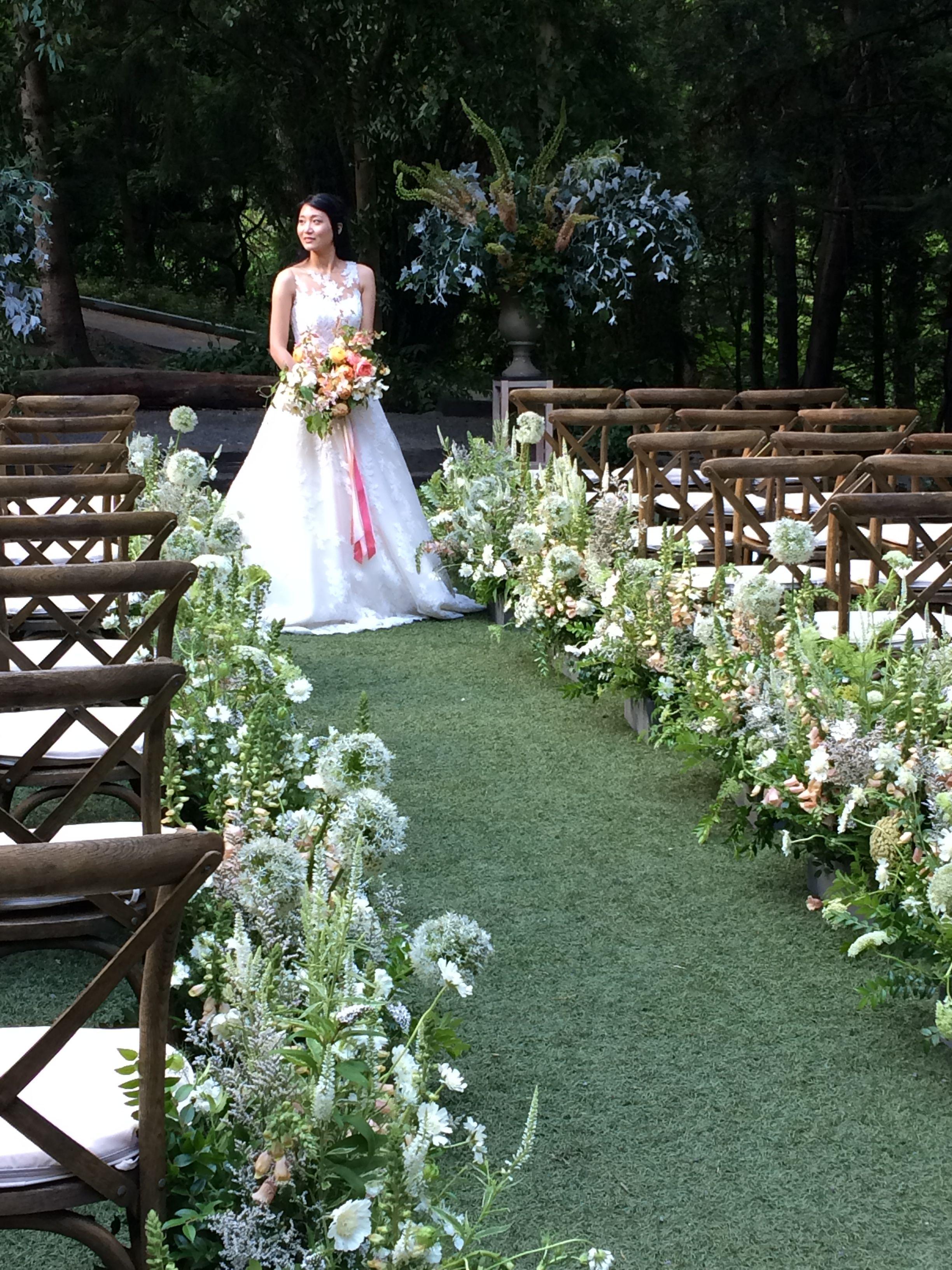 from my friend McKenzie Powell   aisle decor   Pinterest   Wedding ...