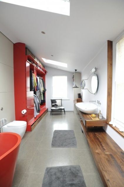My Houzz Eclectic East London Victorian Eclectic Bathroom Bathroom Closet Designs Bathroom Design