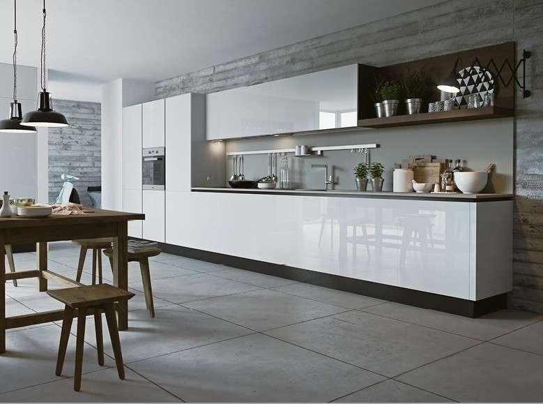 Cucine Bianche Cucina Bianca Cucine Moderne Arredo Interni Cucina