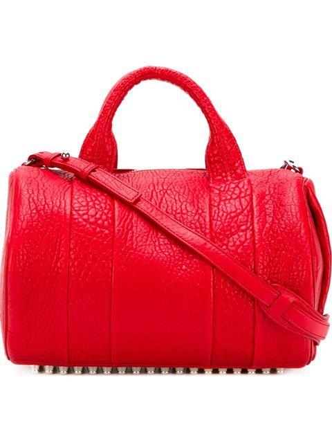 Shoppen Alexander Wang 'Rocco' Handtasche von Stefania Mode aus den weltbesten Boutiquen bei farfetch.com/de. In 300 Boutiquen an einer Adresse shoppen.