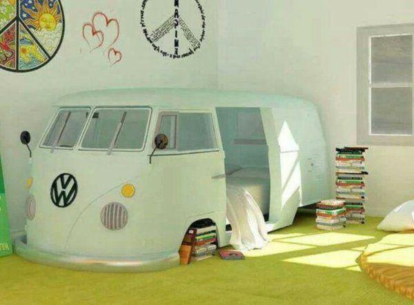 Préférence 24 idées pour la décoration chambre ado | Deco chambre ados  FW82