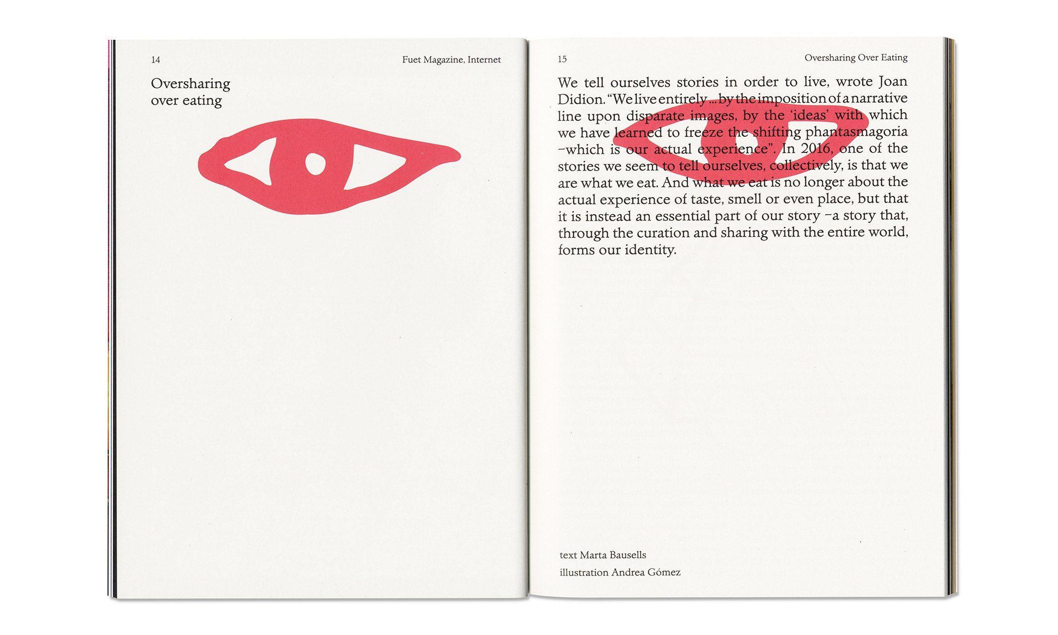 FUET MAGAZINE No.4 | Córdova Canillas Creative Agency