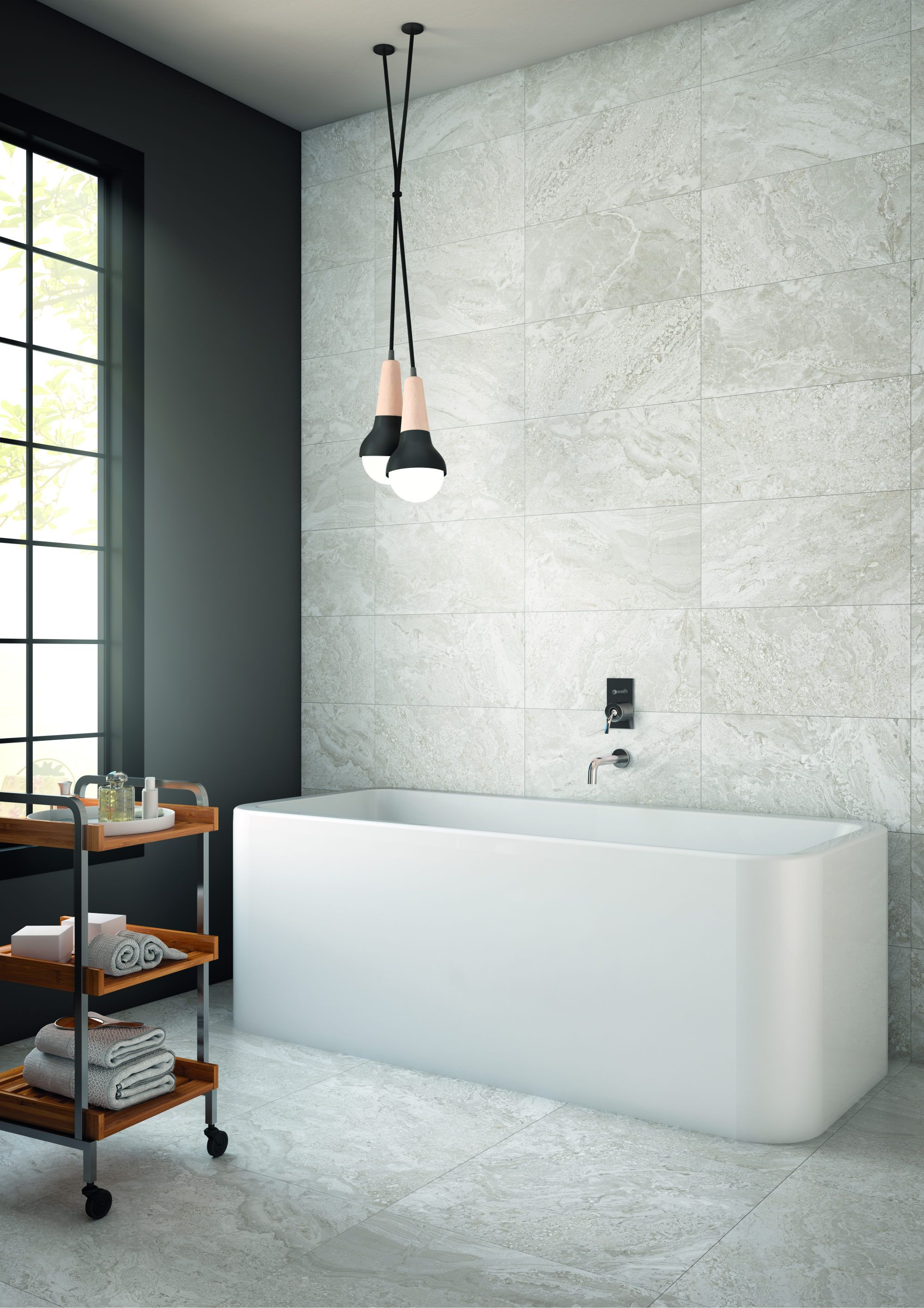 Positano Blanco Glazed Porcelain Floor Ceramic Wall By Roca Http Rocatilegroup Com Products Positano Tile Bathroom Bathroom Decor Porcelain Flooring