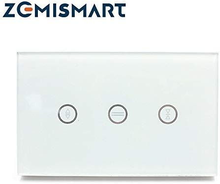 Us Curtain Switch Kit Wifi Smart Blinds Switch App Or Voice Control