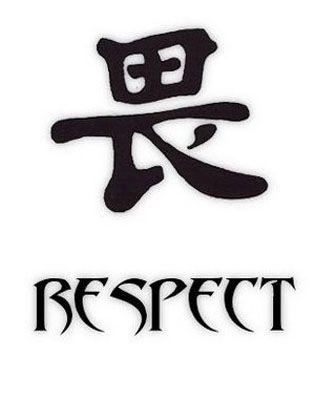 respect tattoo symbols tattoo ideas pinterest