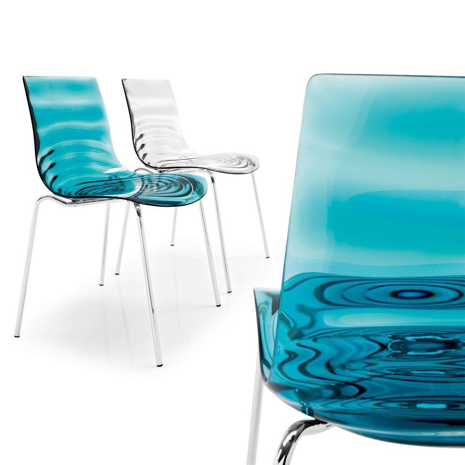 Connubia Calligaris | Sedia per sala da pranzo, Mobili ...