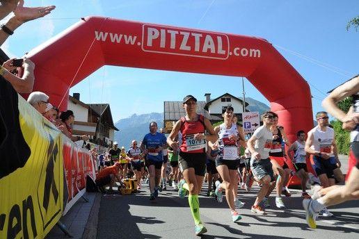 Start 21,2 km Halbmarathon und 11,2 km Run- & Fun-Lauf in Wenns #DachTirols #Halbmarathon
