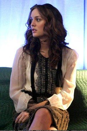 Blair Waldorf's blouse