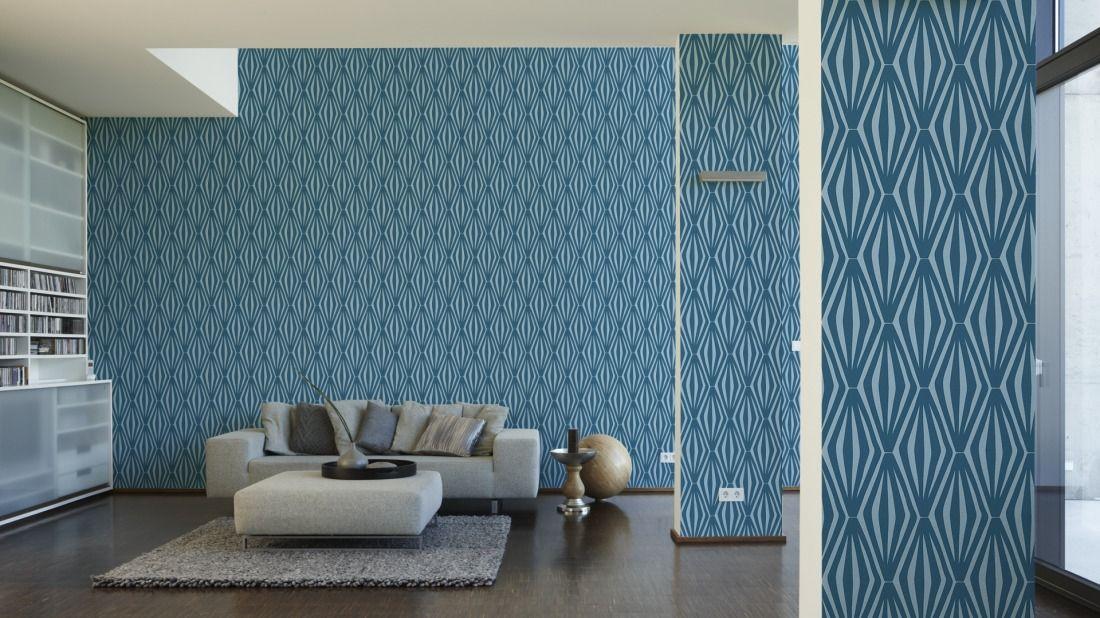 Schoner Wohnen Tapete 944030 Simuliert Auf Der Wand Schoner Wohnen Tapeten Schoner Wohnen Wohnen