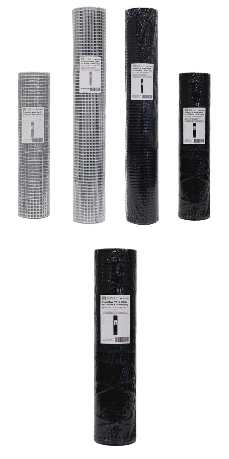 Hardware Cloth Metal Mesh 180985: Terra Life 1 2 Mesh, Wire Mesh ...