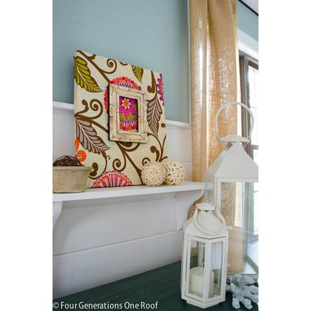 More No-Sew Home Decor DIY Projects - The Cottage Market