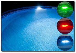 Upgrade To Color Led Pool Lights Led Pool Lighting Pool Lights Pool Light