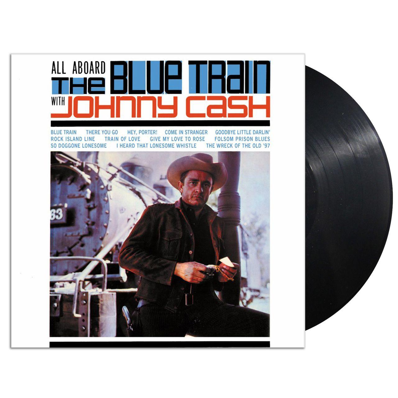 Lazy Labrador Records Johnny Cash All Aboard The Blue Train With Johnny Cash Vinyl Lp Black 22 99 Http La Johnny Cash Vinyl Blue Train Johnny Cash