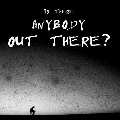 Is there anybody out there? | peopleXperience by UpSideUp