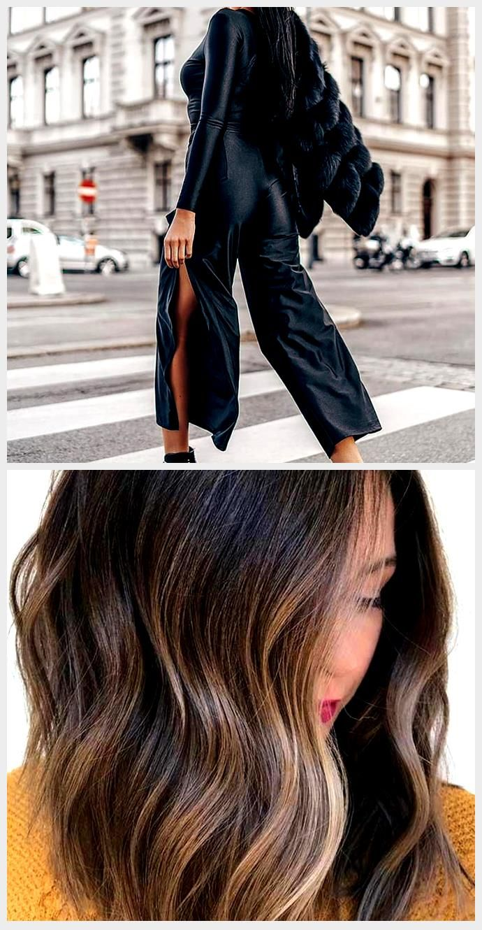 Women's Long Hair Style- 26 Stylish Hairstyles And Color Models For Long Hair New 2019 - Page... Wo
