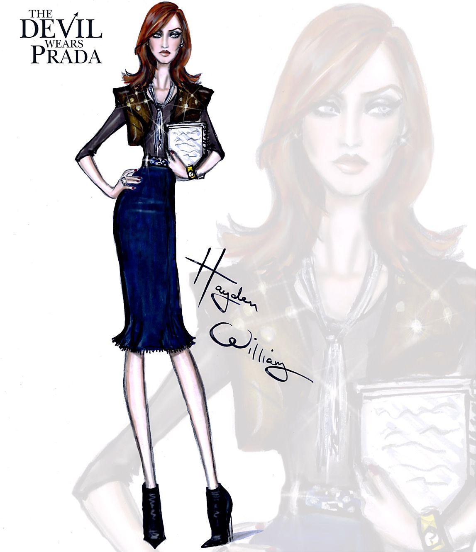 Hayden Williams Fashion Illustrations Fashion Illustration Hayden Williams Fashion