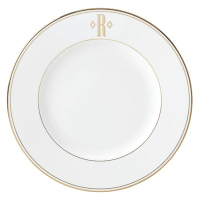 Lenox Federal Monogram Block  Dinner Plate  Products
