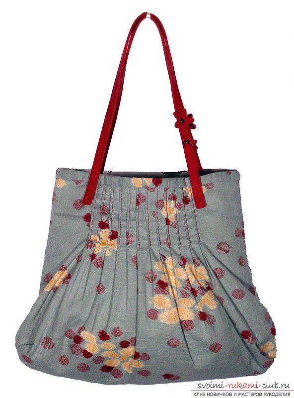 вязание сумок из полипропилена