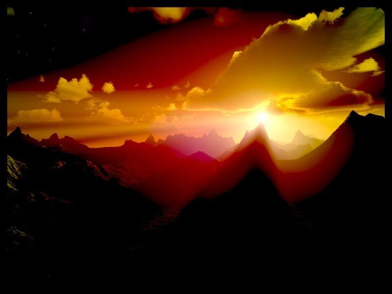 صور شروق الشمس احلي صور وخلفيات للشروق ميكساتك Beauty
