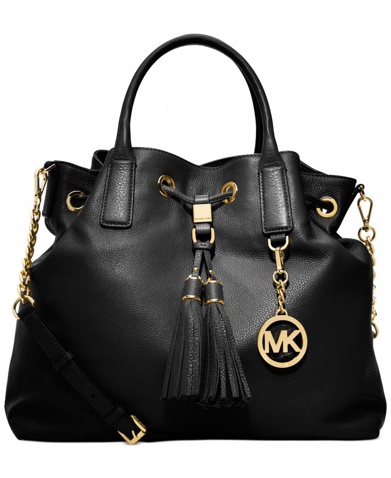 04815b6e122e MICHAEL Michael Kors Camden Large Drawstring Satchel - Handbags Accessories  - Macys  Handbagsmichaelkors